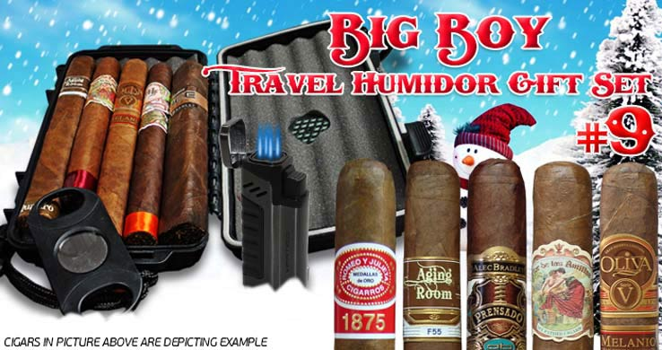 Big Boy Travel Humidor